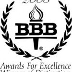 We Won Another Award From The Better Business Bureau!