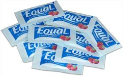 Equal sugar packets