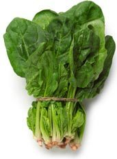 Spinach are brain food high in Folic Acid that can help boost your brain power.