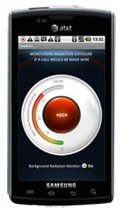 Cellphone App Claims to Measure How Much Radiation Is Coming From Your Cell Phone