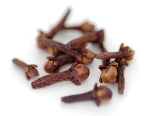 Clove for cleansing