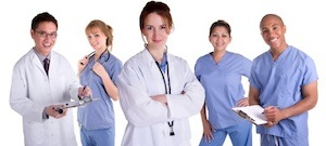 Doctors and Nurses in Training