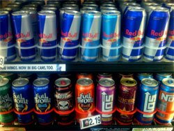 Energy drinks can be a danger to your health and well-being.