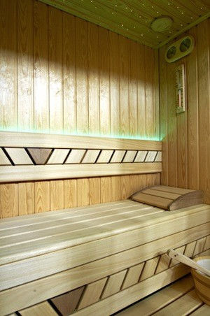 Far-Infrared Saunas