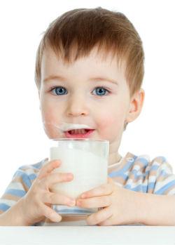 drinking-milk