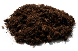 soil with humic acid content