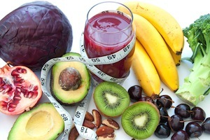 Various superfoods