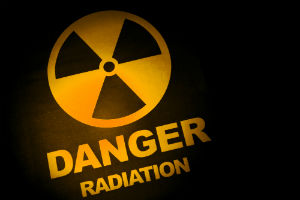 danger radiation - sign