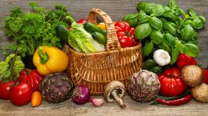 Organic Food Supply