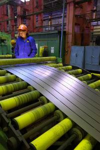 titanium production