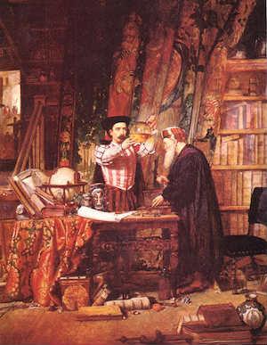 william the alchemist