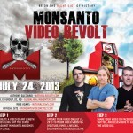 Monsanto Video Revolt Takes Place July 24, 2013