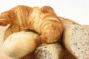 Bread with Gluten