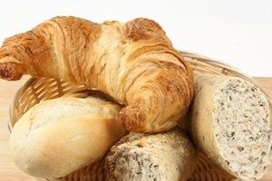 Bread with Gluten