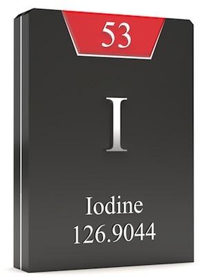Colloidal Iodine