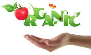 Organic food is best!