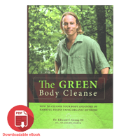 Green Body Cleanse Book