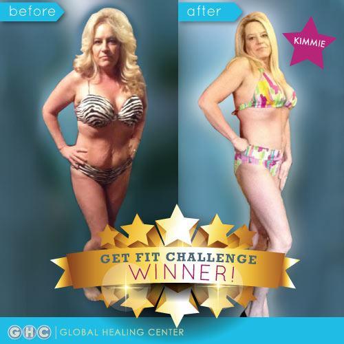 Get Fit Challenge Winner