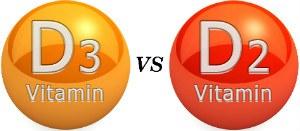 Vitamin D3 Vs. Vitamin D2