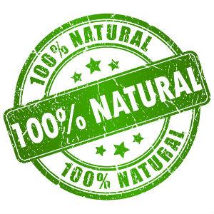 100%-natural-label