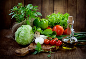 vegetables-fruits-herbs-oil