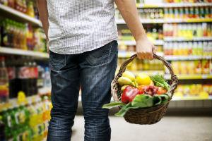man-grocery-basket-vegetables