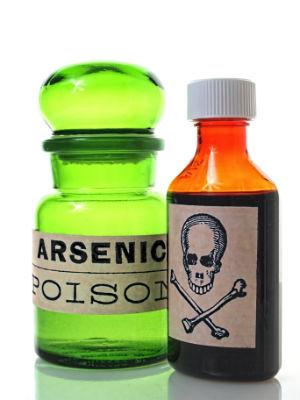 arsenic-poison