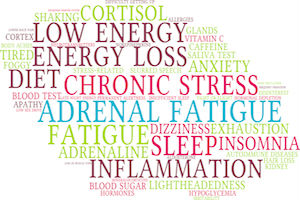 List of symptoms of adrenal fatigue