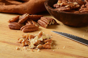 Pecans can be a great weight loss snack