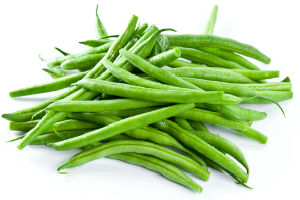 Green beans are an IBS friendly food.