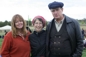 Montana Jones, Karen Selick, and Michael Schmidt