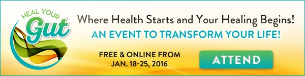 Join Me and Register NOW for the Heal Your Gut Summit!
