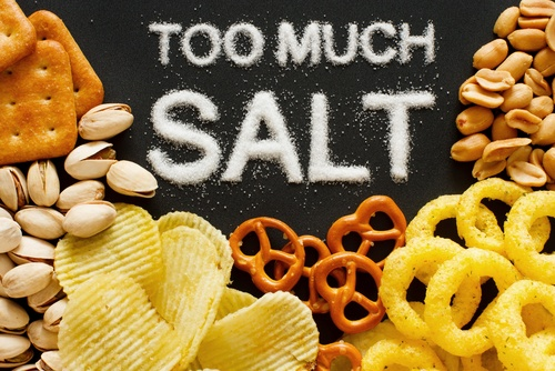 Image result for salt containing food pictures