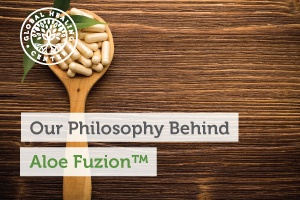 Our Philosophy Behind Aloe Fuzion™ – Global Healing Center