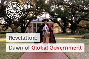 Learn why global governance threatens everything we've ever known about liberty in the upcoming film, Revelation: Dawn of Global Government.