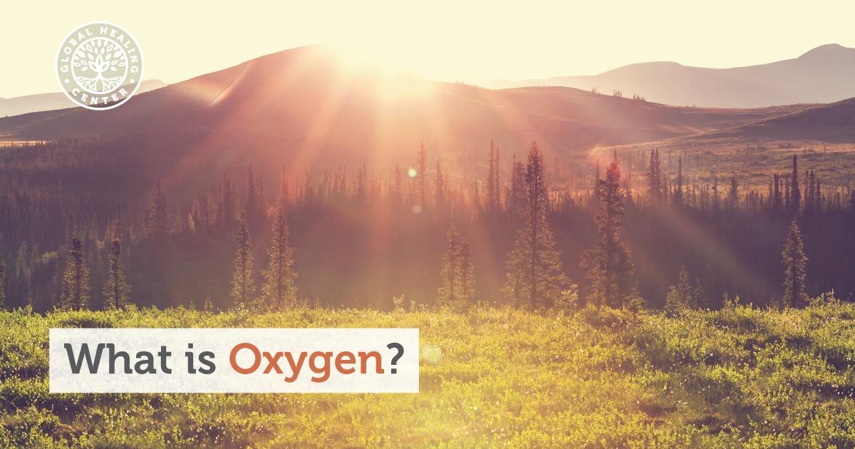 Essay/Term paper: Oxygen