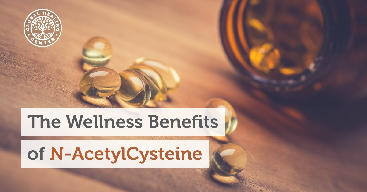 What Are The Wellness Benefits Of N Acetylcysteine
