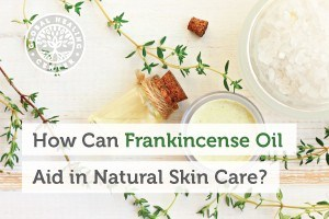 Frankincense oil and topical products that feature frankincense oil are beneficial to supporting healthy skin naturally.