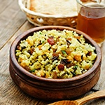 Goji Berry Benefits & Goji Berry Wild Rice Salad Recipe