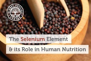 The Selenium Element and Its Role in Human Nutrition