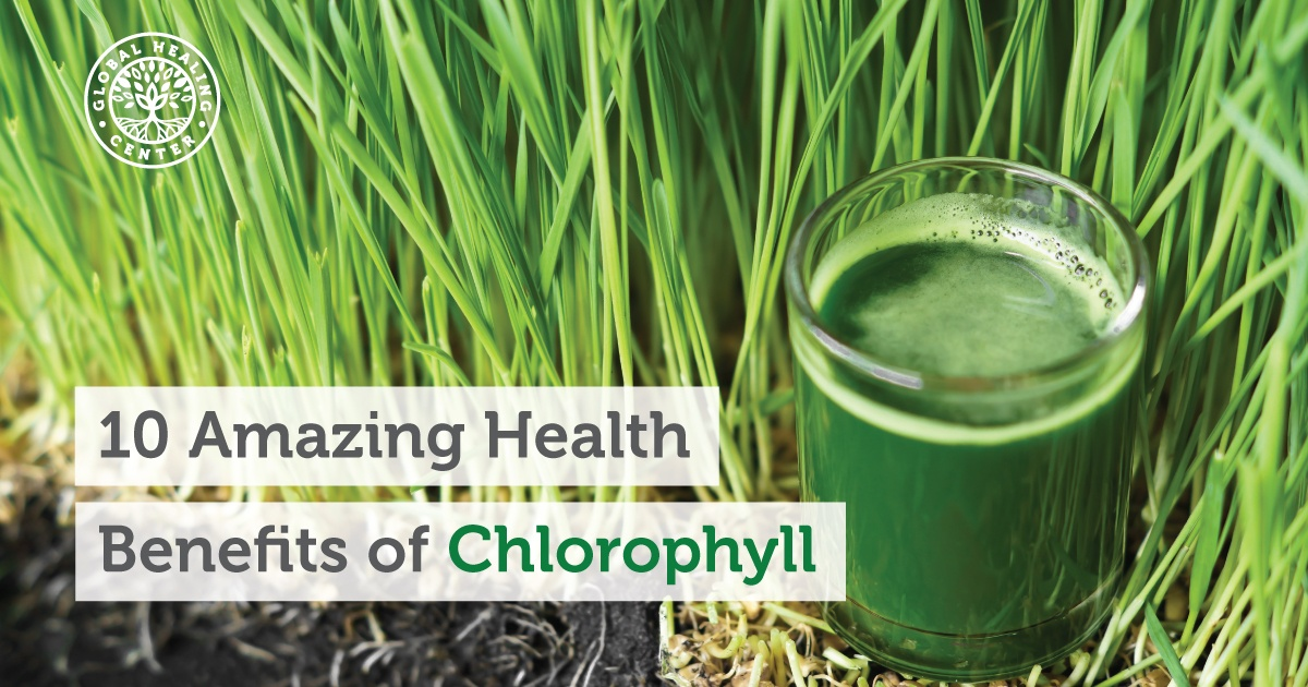 10 Amazing Benefits Of Chlorophyll
