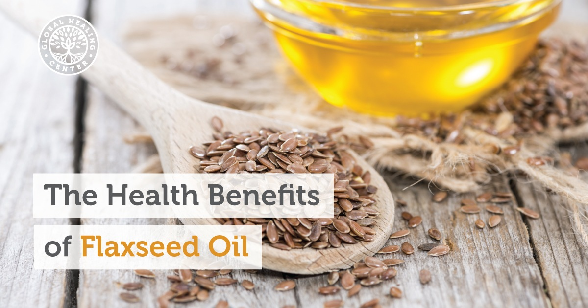 The Health Benefits Of Flaxseed Oil