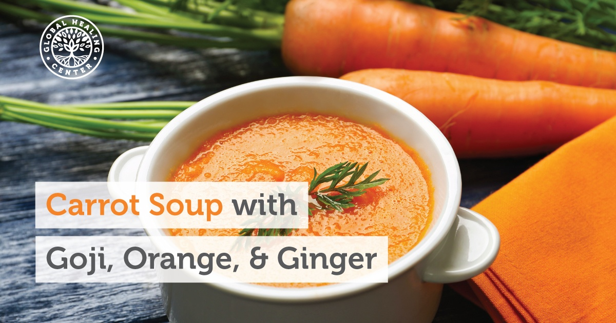 carrot ginger organic carrot soup with ginger essence recipes dishmaps ...