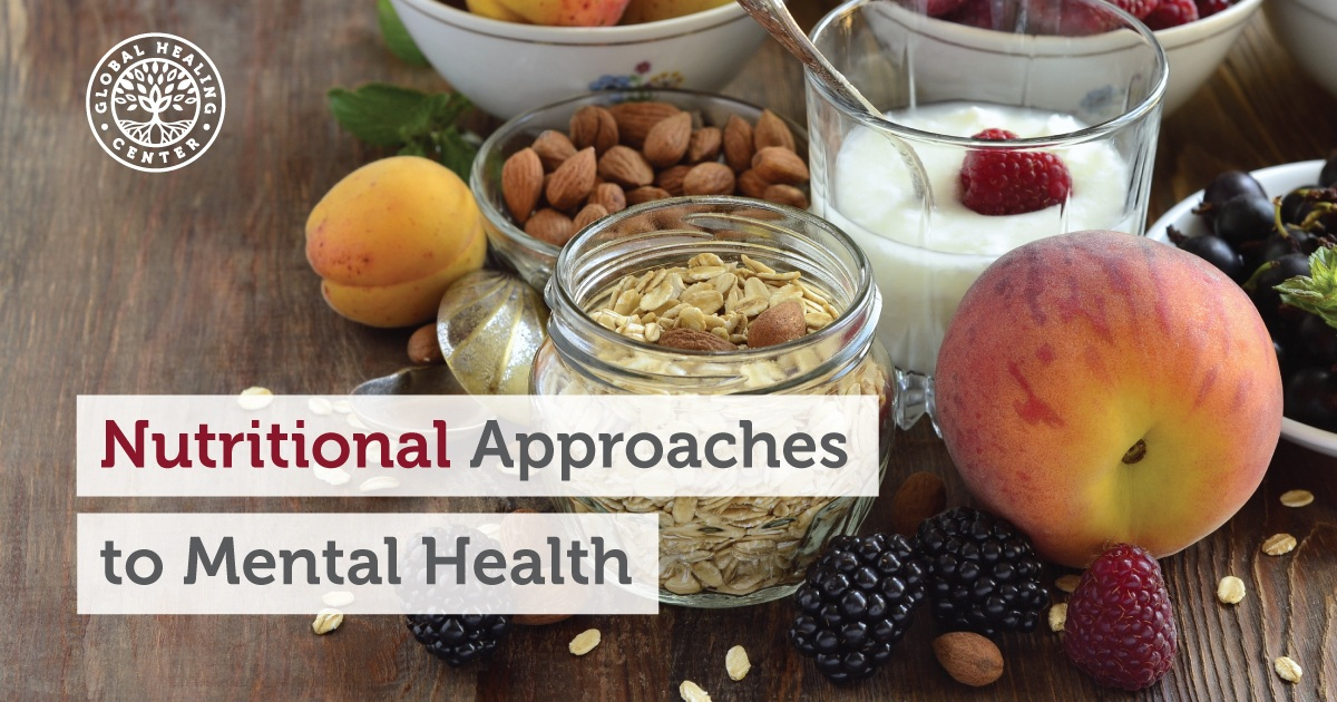 Nutritional Approaches To Mental Health