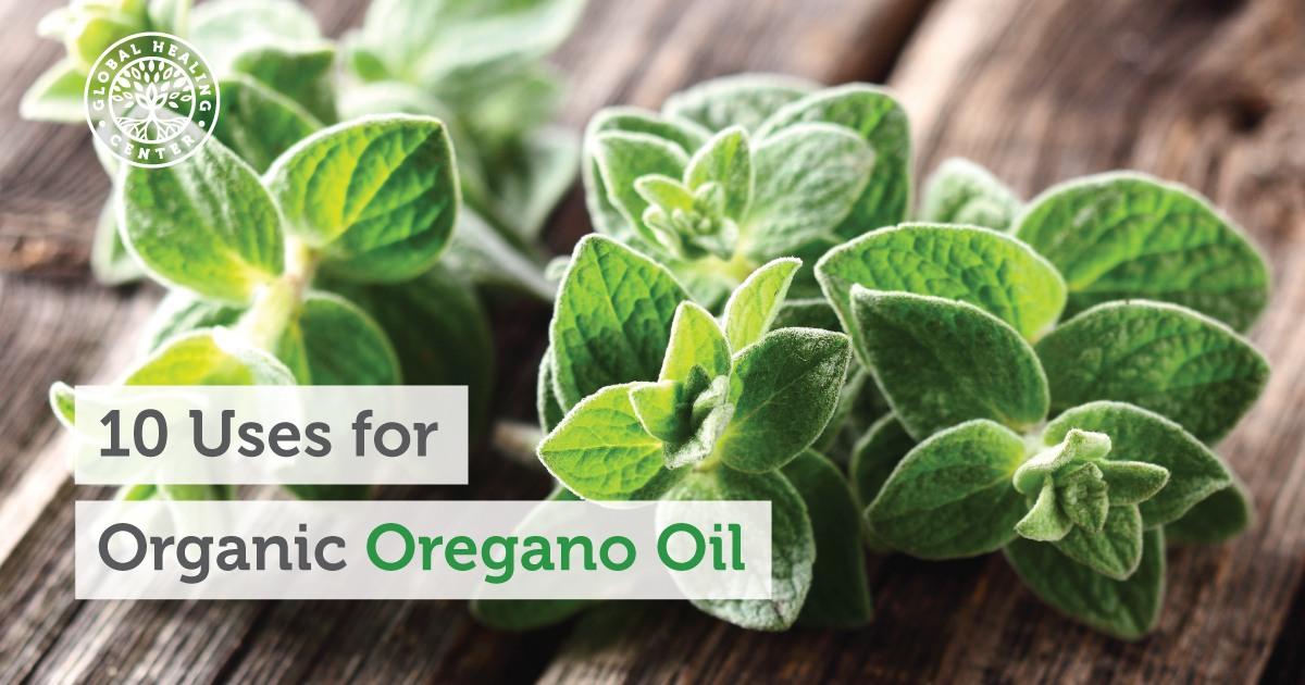 Organic Oregano Oil Whole Foods