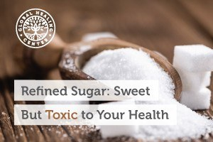 This scoop of refined sugar may look sweet and inviting, but it is actually extremely harmful to your overall well-being.