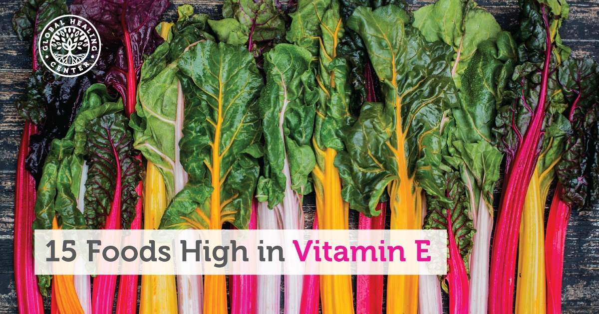 Fruits And Vegetables Containing Vitamin E 15 foods with vitamin e workwithnaturefo