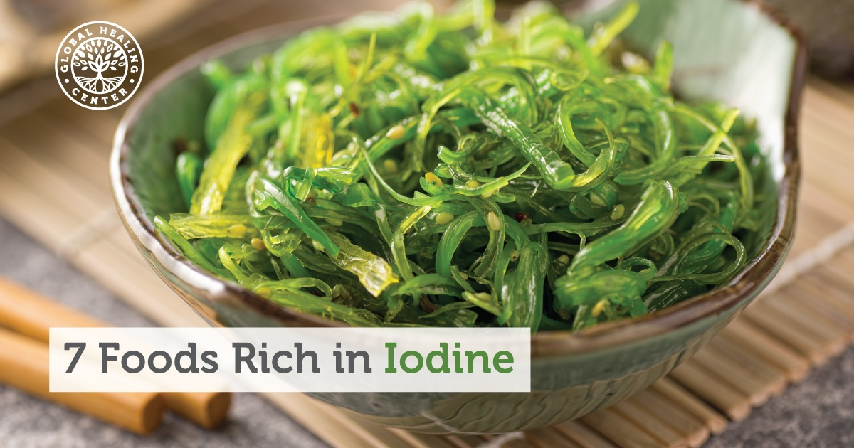 food sources of iodine | Food