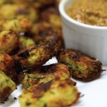 Quick Superfood Recipes: 4 Ingredient Zucchini Tater Tots