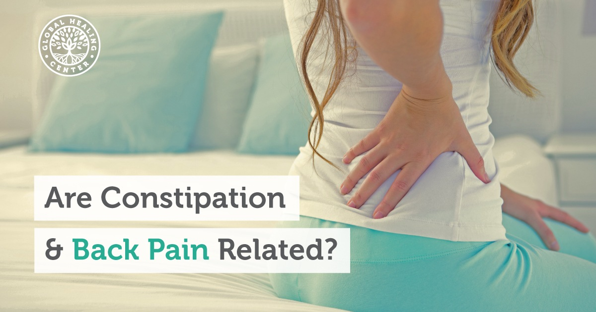 Are Constipation And Back Pain Related